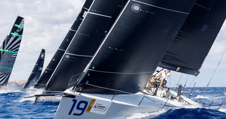 Menorca 52 SUPER SERIES Sailing Week 2017