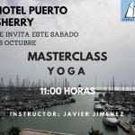 Masterclass yoga gratis (oct 2017)