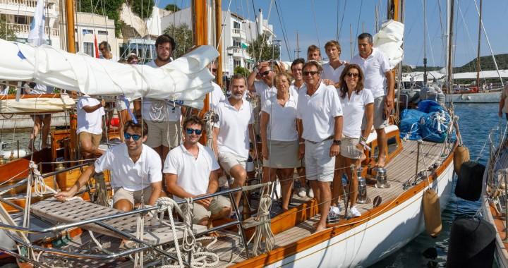 ©Nico Martinez I XV Copa del Rey - Repsol Vela Clásica Menorca 2018