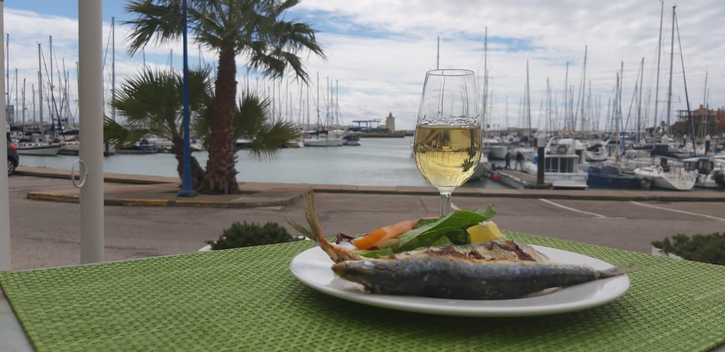 Txoko vino + sardinas 2